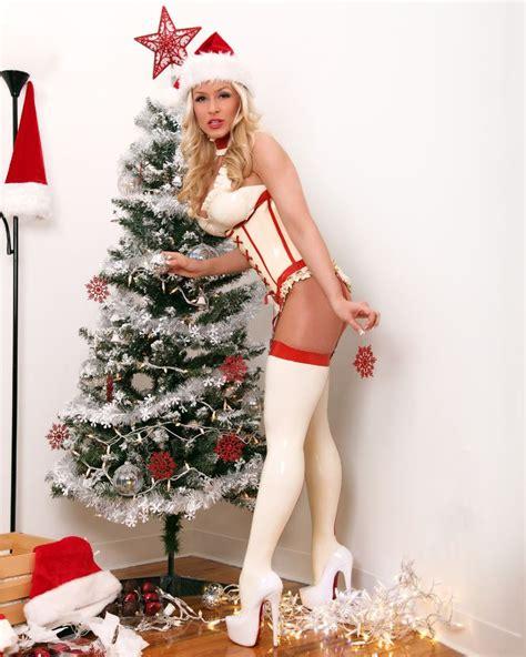 santa in sexy black stockings jpg 736x920