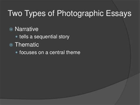 Elements of the photo essay jpg 728x546